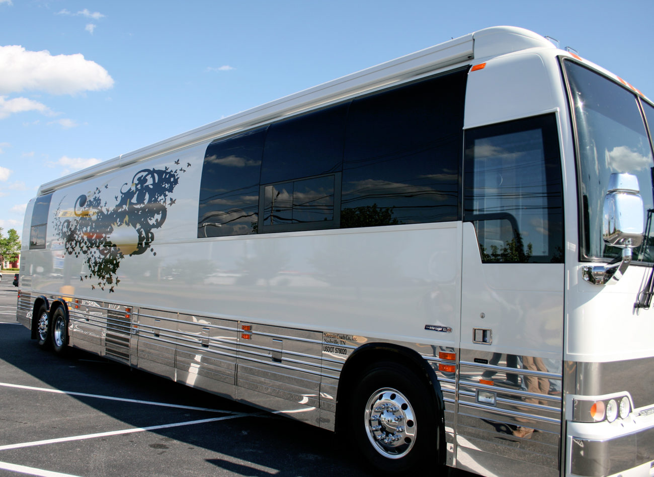 Taylor Swift Bus 1A