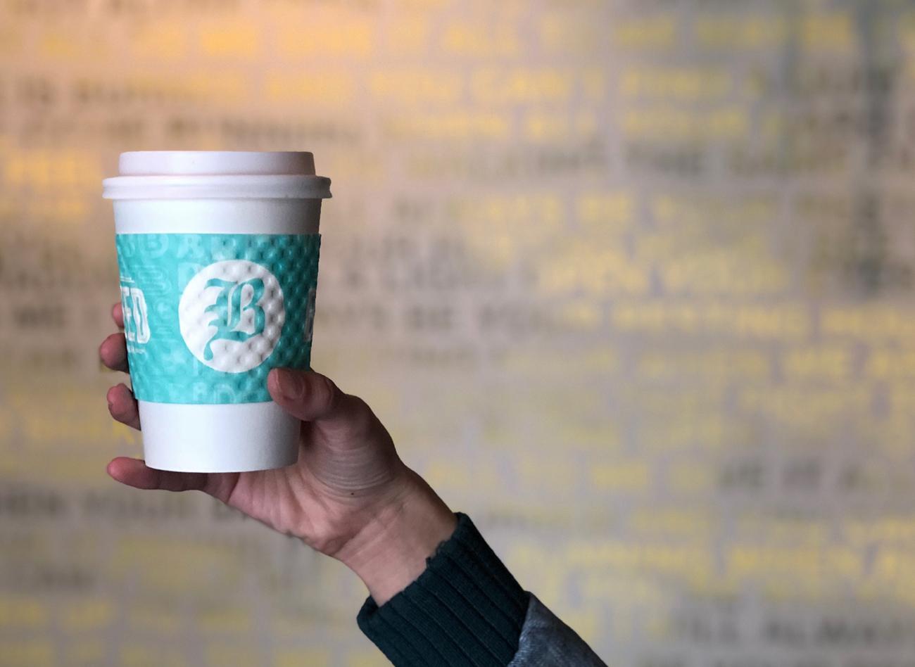 Brewed Coffee Sleeve